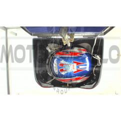 Кофр   Мерседес   (синий) (+шлем)   EVO