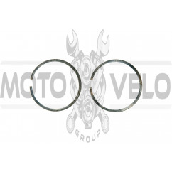 Кольца мотокосы   1E34F   (Ø34mm)   (коричневые)   WOODMAN   (mod.A)