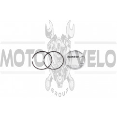 Кольца Honda DIO ZX 65 0,50 (Ø44,50) KOSO