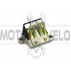 Лепестковый клапан Suzuki AD50 MANLE