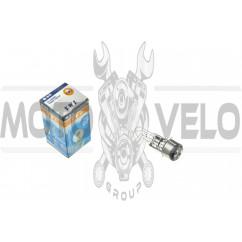 Лампа BA20D (2 уса)   12V 35W/35W   (белая)   YWL, шт