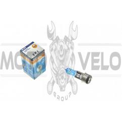 Лампа BA20D (2 уса)   12V 50W/50W   (супер белая)   YWL, шт