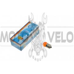 Лампа G18 (поворот, габарит)   12V 10W   (красная)   YWL