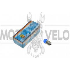Лампа G18 (поворот, габарит)   12V 10W   (синяя)   YWL, шт