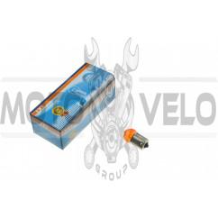 Лампа G18 (поворот, габарит)   12V 5W   (двухконтактная, красная)   YWL, шт