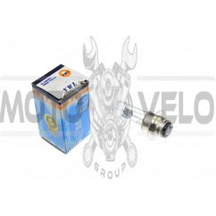 Лампа P15D-25-1 (1 ус)   12V 50W/50W   (белая)   YWL, шт