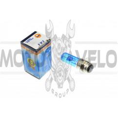 Лампа P15D-25-1 (1 ус)   12V 50W/50W   (супер белая)   YWL, шт