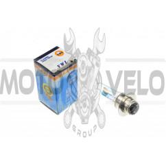 Лампа P15D-25-1 (1 ус)   12V 50W/50W   (хамелеон розовый)   YWL, шт