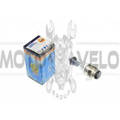 Лампа P15D-25-3 (3 уса)   12V 18W/18W   (белая)   (B-head)   YWL    (mod:A), шт