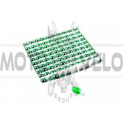 Лампа Т15 (безцокольная) 12V 10W (поворот, зеленая) YWL