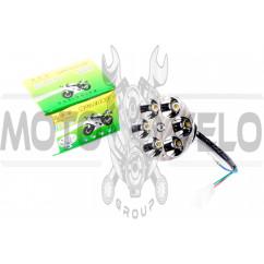 """Модуль светодиодный (5 диодов, RGB-подсветка, Ø80mm) """"YWL"""""""