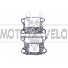 Прокладки лепесткового клапана Honda DIO AF18/27 (паронит) AS