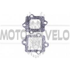 Прокладки лепесткового клапана Suzuki LETS (паронит) AS