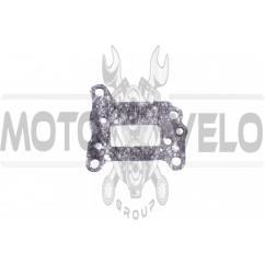 Прокладка лепесткового клапана Suzuki AD50 (паронит) AS