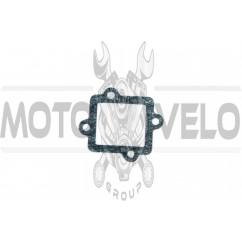 Прокладка лепесткового клапана Yamaha JOG 3KJ (паронит) AS