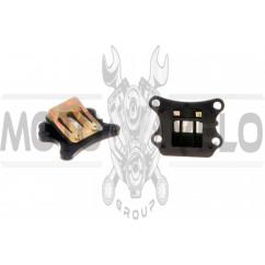 Лепестковый клапан Honda TACT MANLE