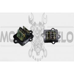 Лепестковый клапан Suzuki AD50 STEEL MARK
