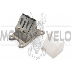 Лепестковый клапан Honda DIO AF34/35 STEEL MARK