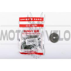 Звезда привода маслонасоса (на маслонасос) 4T GY6 125/150 SUNY
