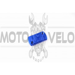 Крышка ГТЦ (стайлинговая) (mod:2, синяя) RIDE IT