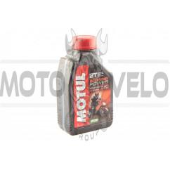 Масло   2T, 1л   (синтетика, Scooter Power, API TC)   MOTUL   (#105881), шт