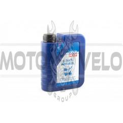 Масло 2T, 1л (полусинтетика, MOTOROIL) #3958 LIQUI MOLY