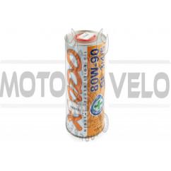 Масло трансмиссионное, 1л (80W-90, GL3/4/5, Atomic OIL) ХАДО