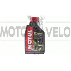 Масло   4T, 1л   (полусинтетика, 15W-50, 5100, API SL/SJ/SH/SG)   MOTUL   (#104080), шт