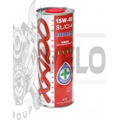 Масло   4T, 1л   (минеральное. 15W-40, Atomic OIL SL/SI-4, Road Drive)   (25113)   ХАДО
