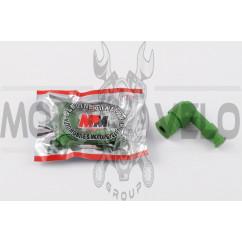 Насвечник (тюнинг) 90*, Г- образный (зеленый) МРМ