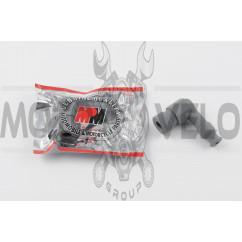 Насвечник (тюнинг) 90*, Г- образный (серый) МРМ