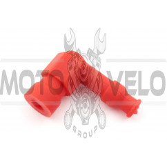 Насвечник (тюнинг) 90*, Г- образный (красный) NJK