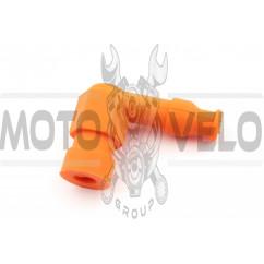 Насвечник (тюнинг) 90*, Г- образный (оранжевый) NJK