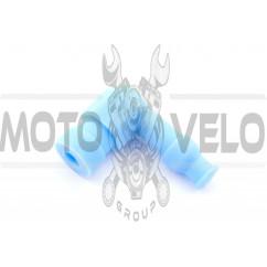 Насвечник (тюнинг) 90*, Г- образный (синий) NJK