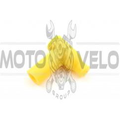 Насвечник (тюнинг) 90*, Т- образный (желтый) NJK