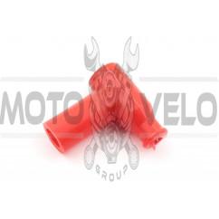 Насвечник (тюнинг) 90*, Т- образный (красный) NJK