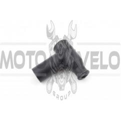 Насвечник (тюнинг) 90*, Т- образный (черный) NJK