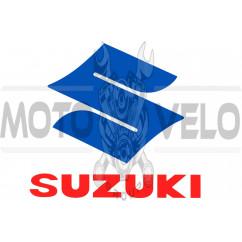 Наклейка логотип SZK (11x11см) (#5897)