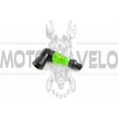 Насвечник со светящимся индикатором 90* (зеленый) JS