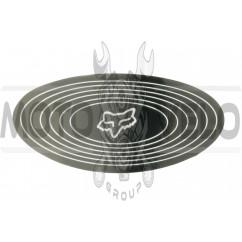 Наклейка логотип FOX (11х6см) (#4910)