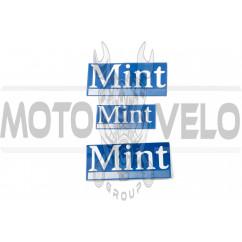 Наклейки (набор) Yamaha MINT (14х6см, 3шт) (#1264)