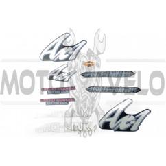 Наклейки (набор) Honda AX-1 (18х11см) (#7305)