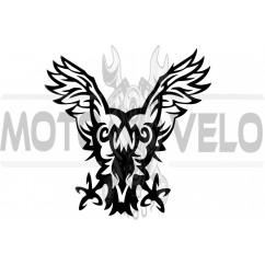 Наклейка декор EAGLE (23х23см) (#5552A)