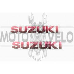 Наклейки (набор) SUZUKI (23х4см) (#7000)