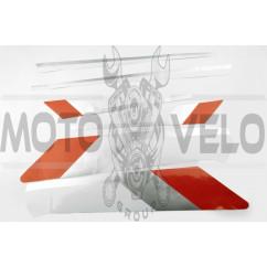 Наклейки (набор) Honda FJ-125 (50х10см, 9шт) (#2417)