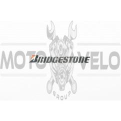 Наклейка логотип BRIDGESTONE (20шт) (#0327A)