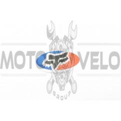 Наклейка логотип FOX (10х5см) (#4904)