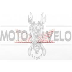 Наклейка шильдик Honda (#4970A)