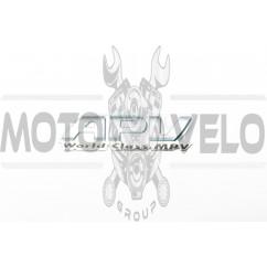 Наклейка шильдик APV (14х4см, хром) (#4631)