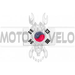 Наклейка декор IN-YAN (8.5x5см) (#5172)